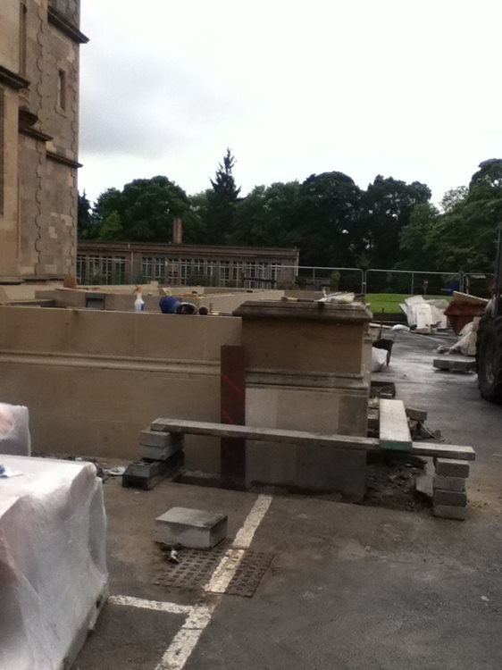 Restoration Stranmillis House