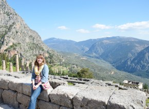 Delphi Greece, 2011
