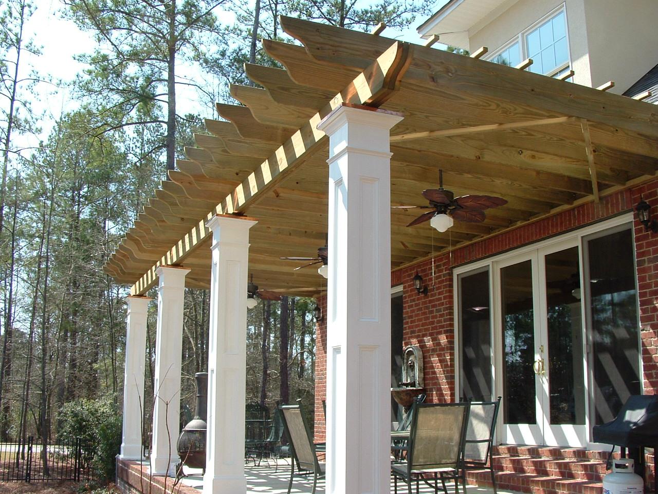 Deck Amp Pergola Builder Columbia Amp Lexington SC Clark