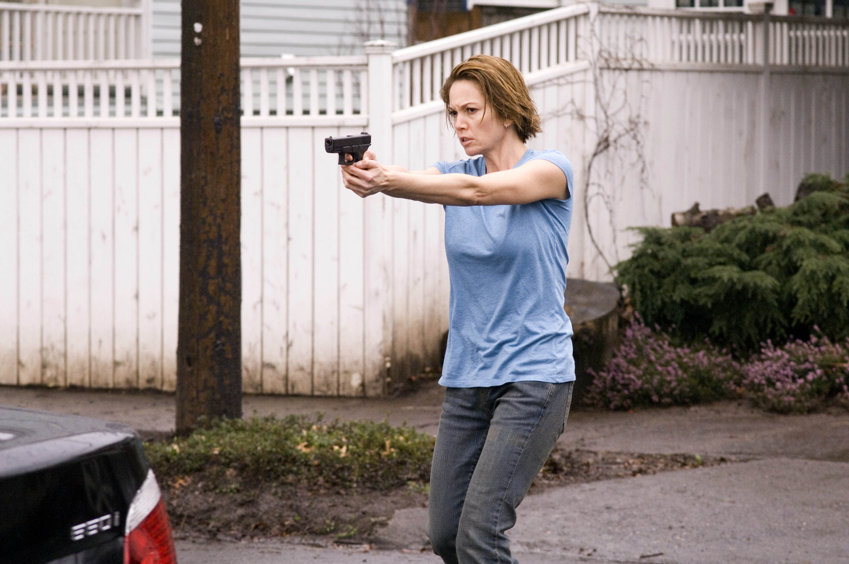 "Diane Lane stars in the thriller ""Untraceable."""