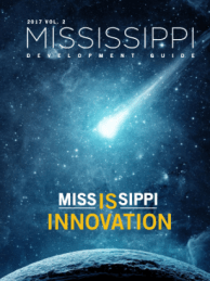 The Mississippi Development Guide, an example of the MDA at work.