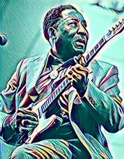 Muddy Waters changed the world from Clarksdale.