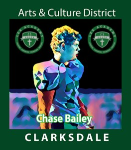 Lee Academy football player and student leader, Chase Bailey.