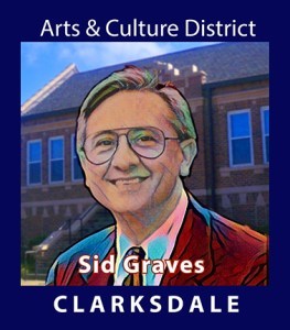 Clarksdale Librarian and pioneer blues educator, Sid Graves.