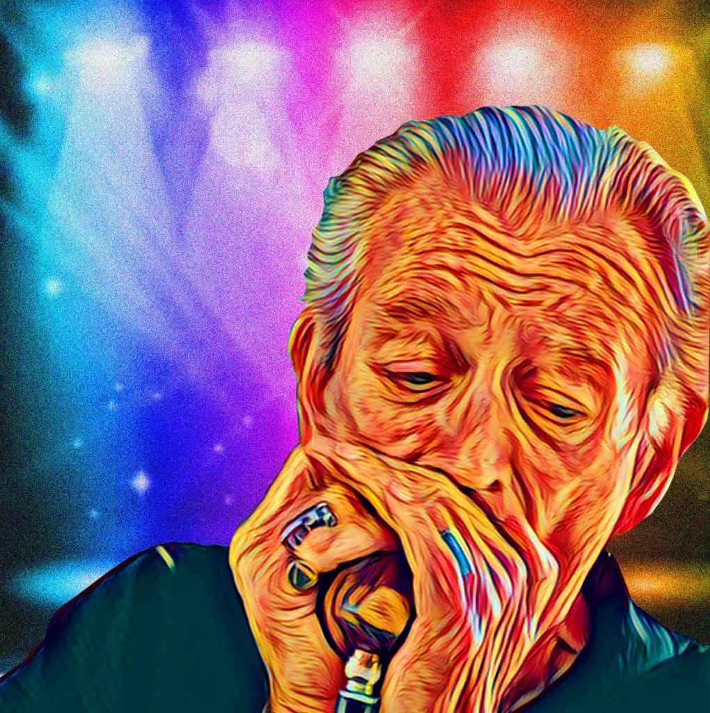 Charlie Musselwhite.
