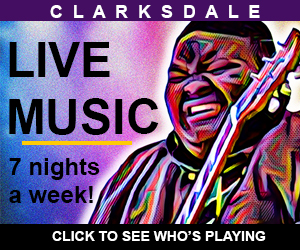 Live Music Nightly in Clarksdale.
