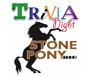 Stone Pony Trivia Wednesday is fun not to be missed.