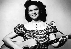 Kitty Wells.