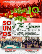 Sounds of the Season Festival of Choirs.