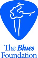 The Blues Foundation logo.