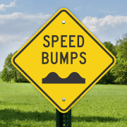 Speedd bumps coming to Friars Point, Mississippi.