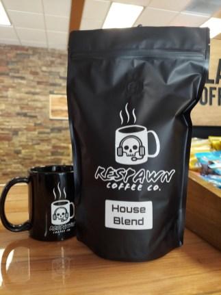 Respawn Coffee Company (Jocelyn Ortega, Clarksville Now)