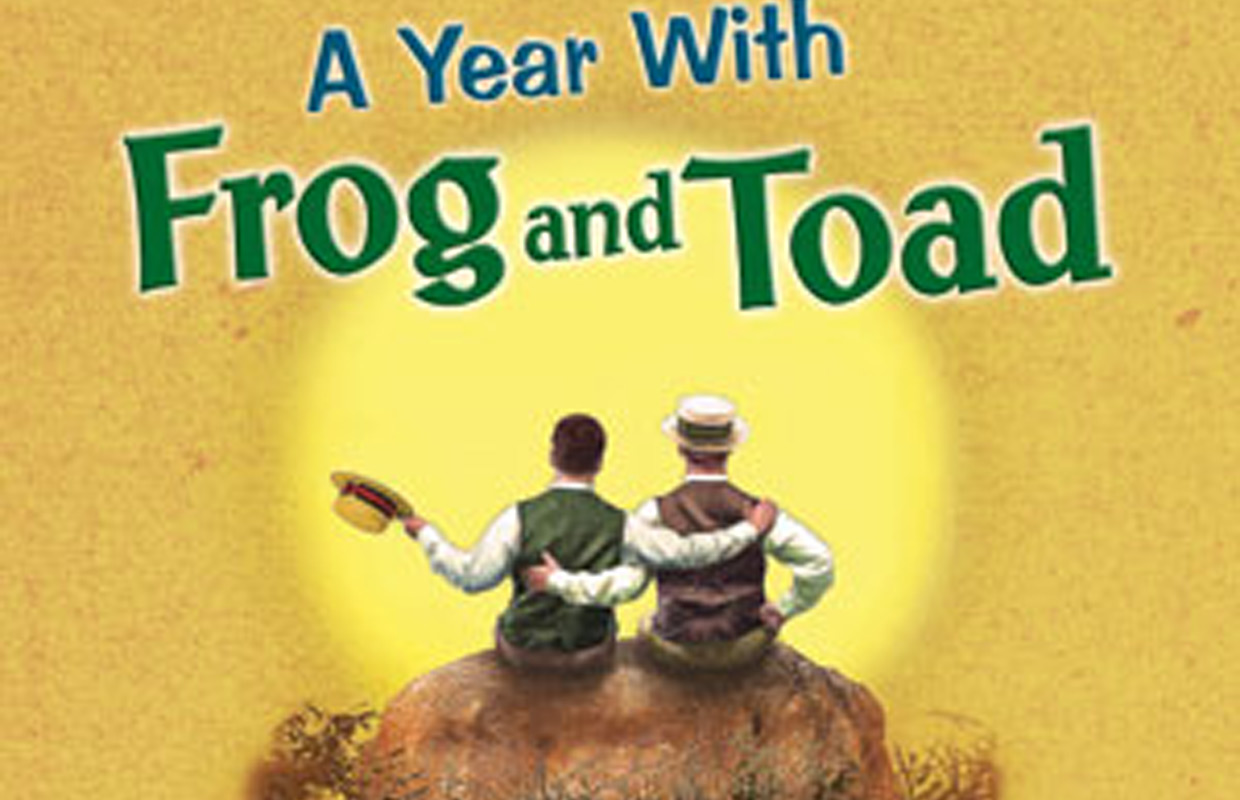 A Year With Frog And Toad Coming To The Roxy