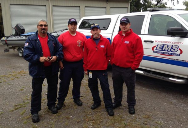 Montgomery County EMS joins relief effort in South ...