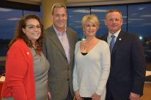 PHOTOS: Welcome reception for General Brian Winski