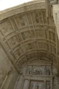 Teto da capela lateral da Igreja de São Domingues