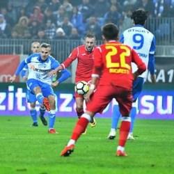 Liga 1, etapa 18: CS Universitatea Craiova - Juventus Bucureşti 3-1