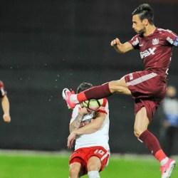 Liga 1 - Etapa 19: CFR Cluj - Sepsi Sfântu Gheorghe 2-0