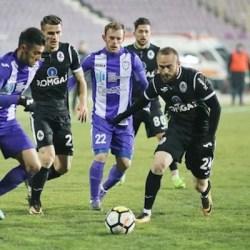 Liga 1, etapa 20: ACS Poli Timișoara - Gaz Metan Mediaş 1-1