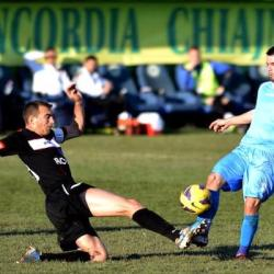 Liga 1, etapa 22: Concordia Chiajna - Gaz Metan Mediaş 1-1