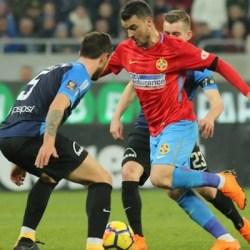 Liga 1, play off, etapa 1: Fotbal Club FCSB – FC Viitorul 2 – 1