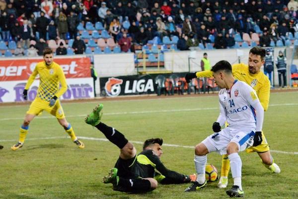 Liga 1, play out, etapa 1: FC Botoşani – Juventus Bucureşti  0 – 0
