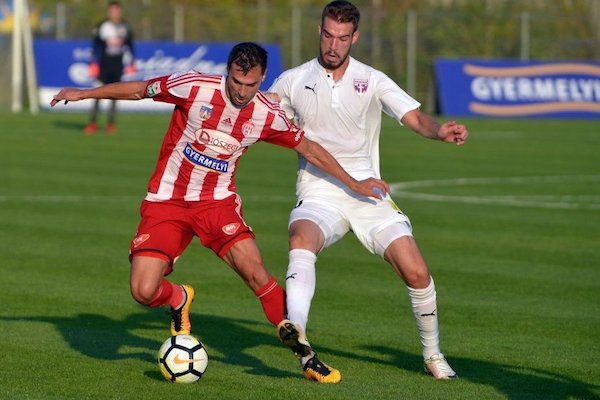 Liga 1, etapa 2 play out: Sepsi Sfântu Gheorghe - FC Voluntari 2 - 2