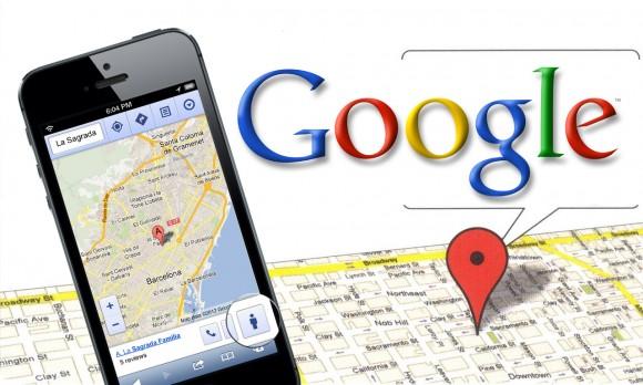 Práctica de Google Maps