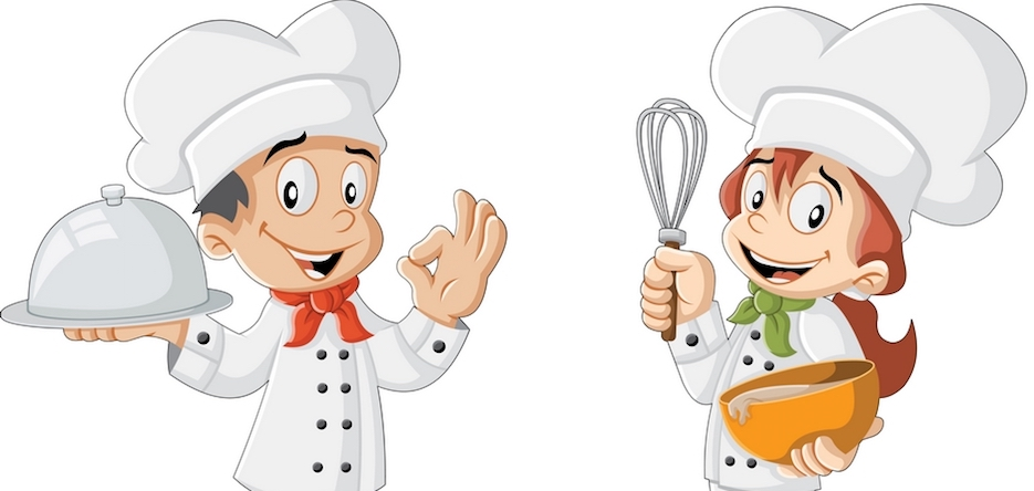 Este año cocinaremos el curso