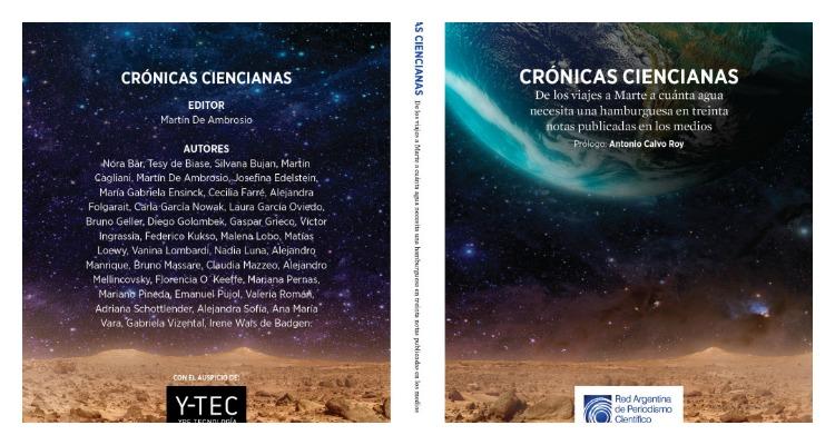 """Descarga Gratis El Libro De Textos Sobre Ciencia """"Crónicas"""