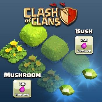 Clash of Clans. Способы заработка Кристаллов!