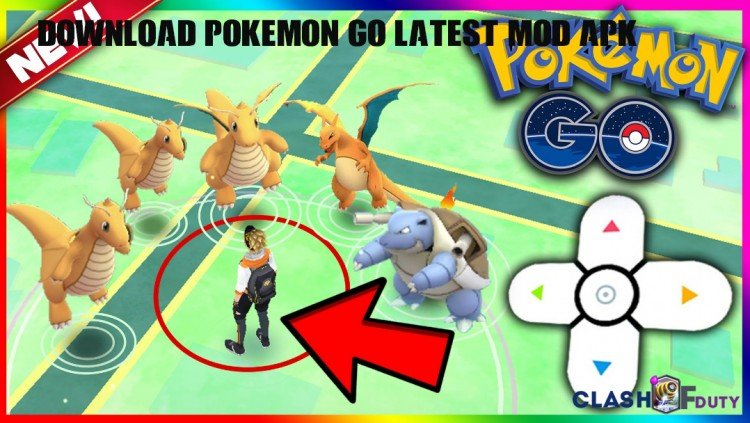 Get Pokemon Go v 0.85.2 Mod Apk Download Right Now!