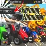 Download Farming Simulator 18 Mod Apk v 1.4.0.1 [Unlimited Money] ✅