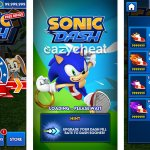 Download Sonic Dash Mod Apk v 3.8.5.Go [Unlimited Red Rings]✅