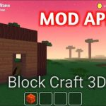 Download Block Craft 3D Mod Apk v 2.10.4 [Unlimited Gems]✅