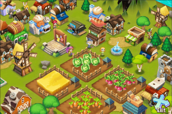 Download Adventure Town Mod Apk