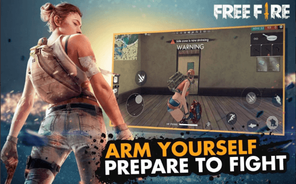 Download Free Fire Mod Apk