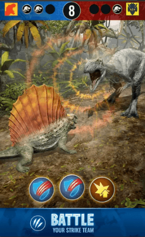 Download Jurassic World Alive Mod Apk
