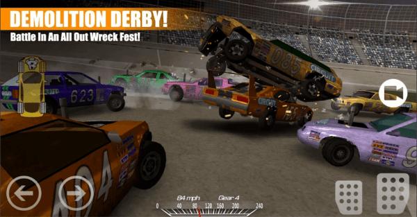 Download Demolition Derby 2 Mod Apk