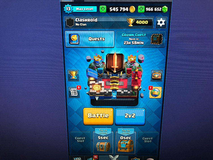 Clash Royale Private Servers, Clash Royale private server apk