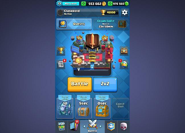 download clash royale mod apk