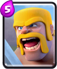 Barbaros Clash Royale