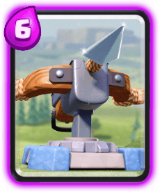 Carta Ballesta Clash Royale