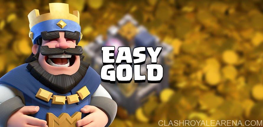 Clash Royale Gold