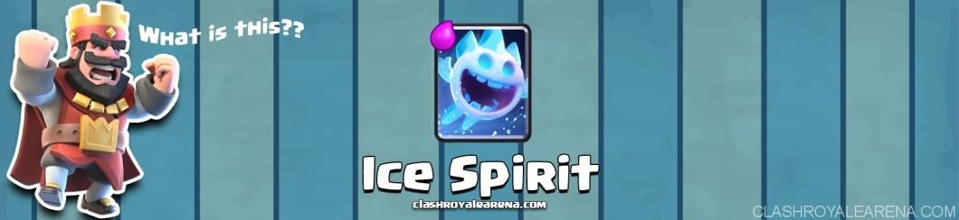 Clash Royale Ice Spirit