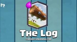 The Log Clash Royale
