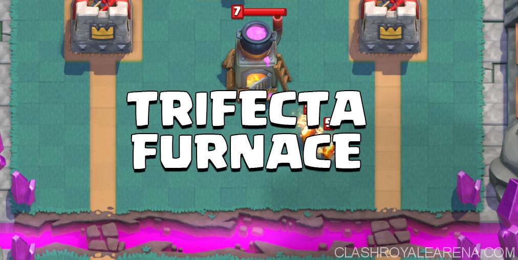 Trifecta Furnace Deck
