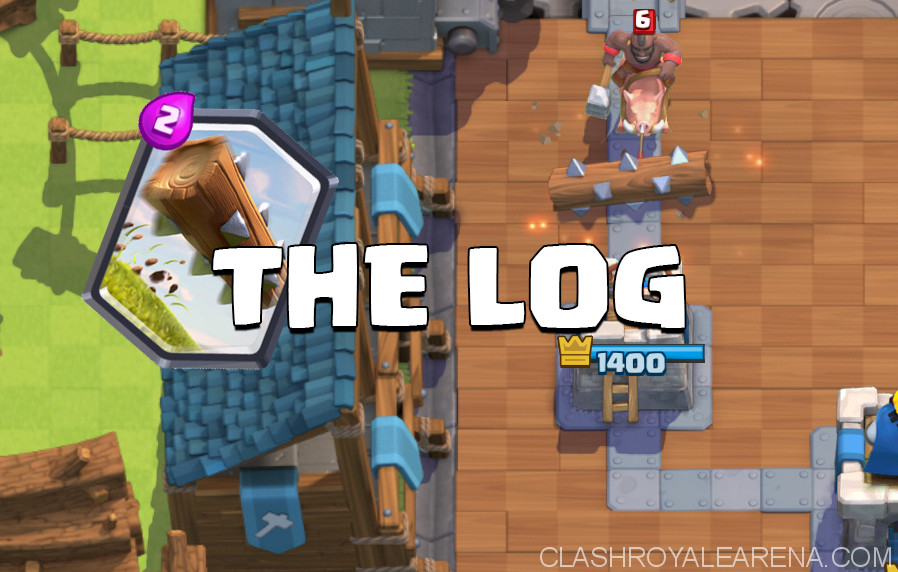Clash Royale The Log