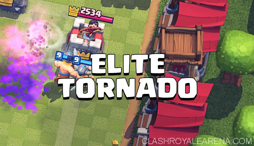 Elite Barbarians Tornado
