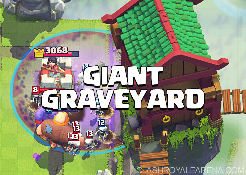 giant graveyard deck